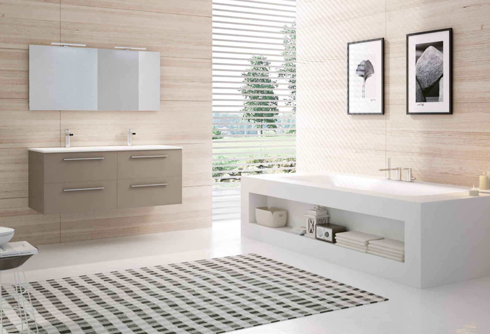 Bmt italian custom bathroom