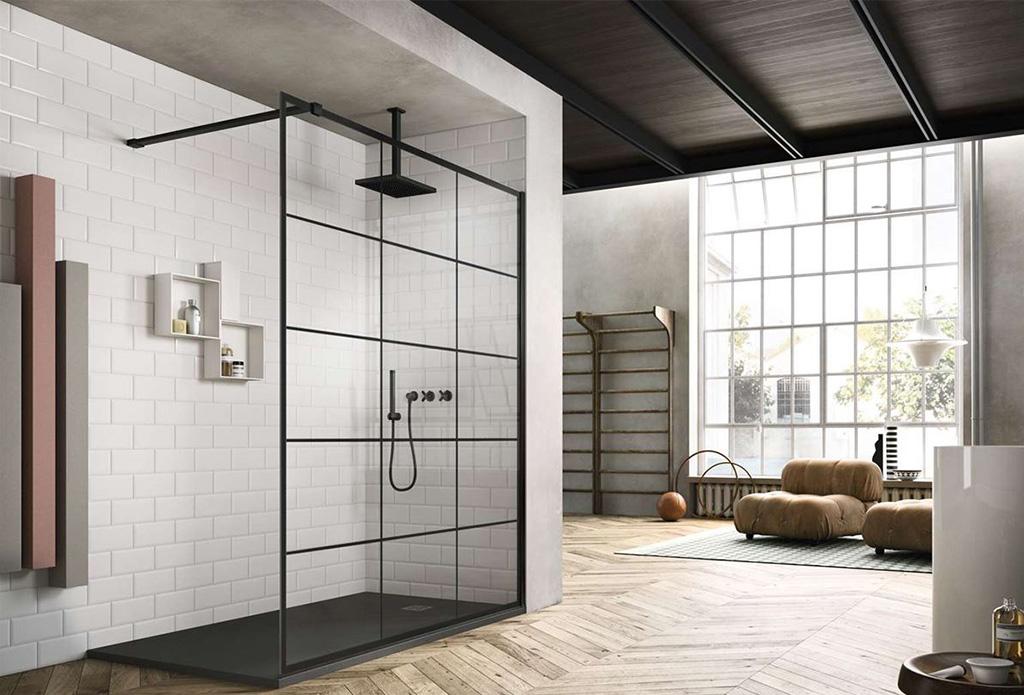 Vismara cabine doccia come elementi d arredo di altissima qualità